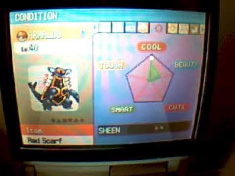 Pokemon Diamond/Pearl Max Stat