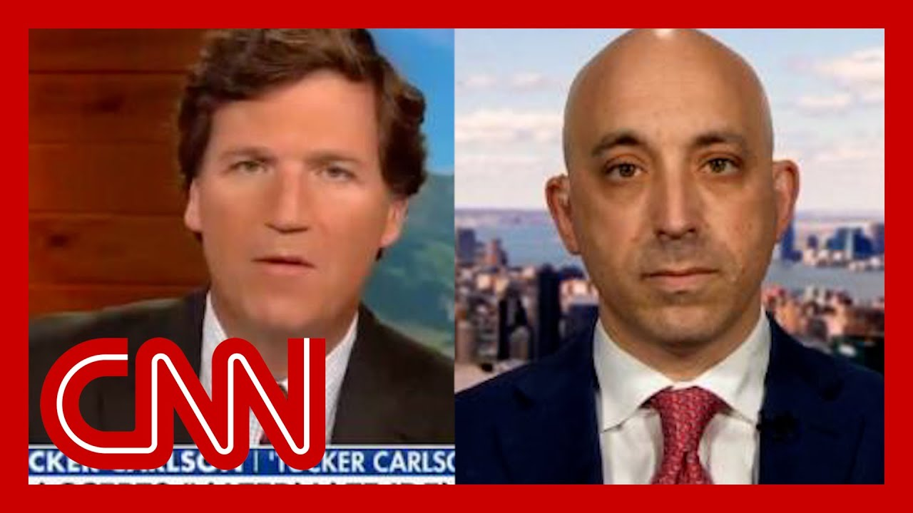 ADL CEO calls for Fox News to fire Tucker Carlson