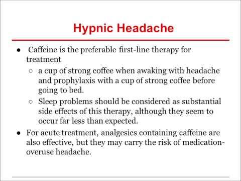 Caffeine And Headache