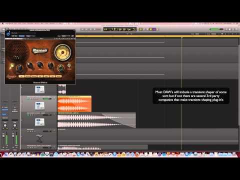 How to create 'phatt' kick drum samples in Logic Pro X - Trance Production Tutorials #00
