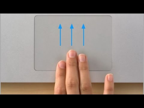 Best Finger Shortcut Gestures to use with MacBook / Yosemite