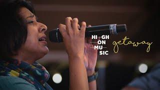 Poomathe - Sithara Krishnakumar (Live) - High On Music Getaway