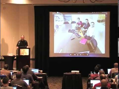 GRCon12L GSoC Student Presentation