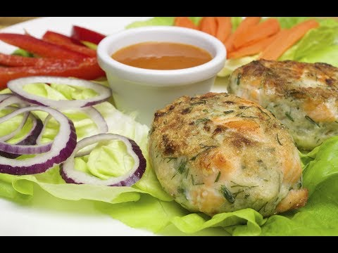 Perfect Fish Cakes in the oven. How to cook Fish Cakes in the oven