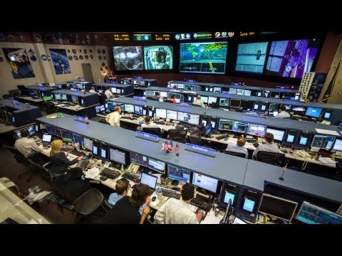 How NASA's Mission Control Supports Space Missions
