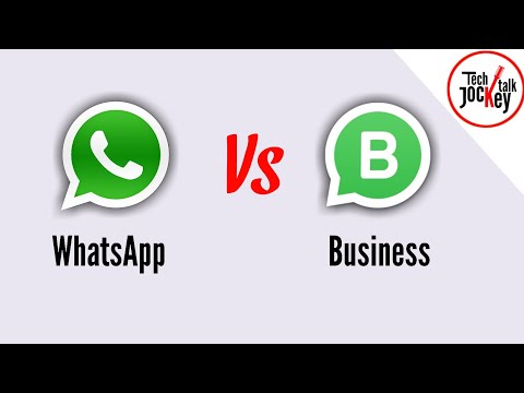 What IS WhatsApp Business App? How To USE? New Features? Create Account? 2018 in HINDI - Android/iOS