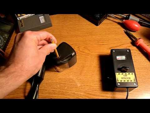 Homemade EMF Detector