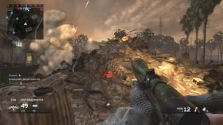 COD 4 Modern Warfare Remastered R700 Sniper Rifle Quickscoping Gameplay Review