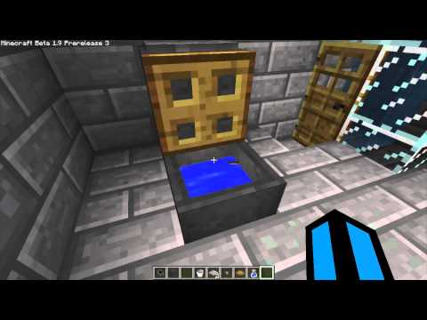 Minecraft: How To Make A Toilet [HD]