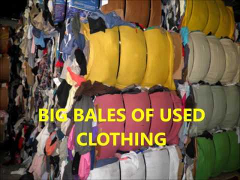 America's Best BULK USED CLOTHING, Second Hand Clothes, Used Jeans, Garments, Rags & Shoes
