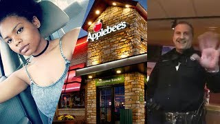 Black Women RACIALLY PROFILED At Applebee's Viral Video- CAUGHT ON CAMERA   What