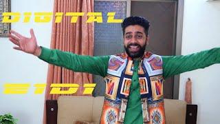 DIGITAL EIDI | Comedy Skit ft. @Bekaar Films | The Great Mohammad Ali