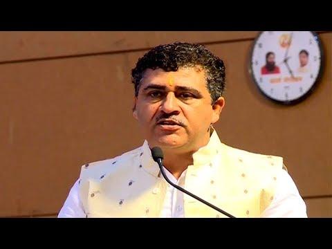 Dr Jaideep Arya Addressing Advance Yog Shivir & Rashtriya Karyakarini Baithak
