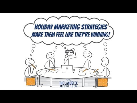 ROUND TABLE—Holiday Marketing Strategies—Make Them Feel Like They're Winning!