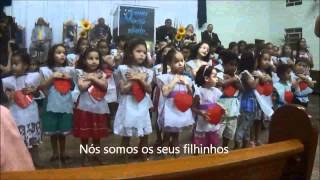 """Apresentação """"Dia das Mães"""" - Igreja Evangélica Assembléia de Deus, Salinas-MG"""