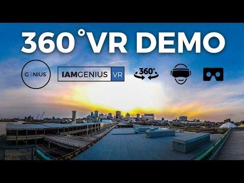 iamGenius VR 360VR Demo