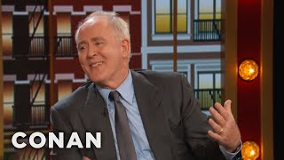 Download John Lithgow Secretly Watches ″3rd Rock From The Sun″ Reruns - CONAN on TBS Video