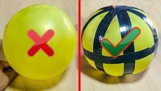 4 BEST BALLOON LIFE HACKS & TRICKS for Kids – AWESOME Balloon Life Hacks
