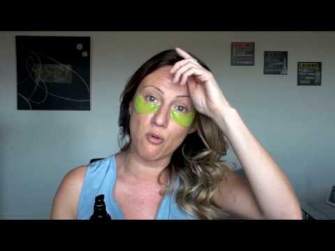 Makeup bla bla frais et printanier (Feat 100% PURE bamboo blur tinted moisturizer)