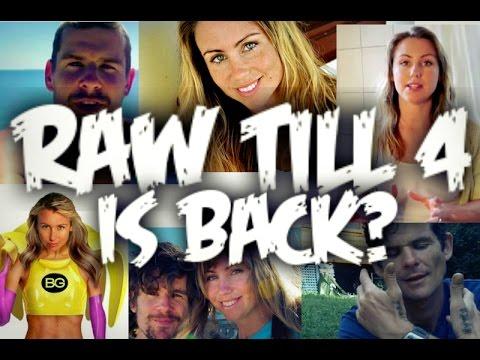 RAW TILL 4 COMEBACK | VEGAN GAINS HYPOCRITE