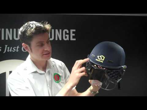 How to apply your Masuri Cricket StemGuard to a Masuri Cricket Helmet