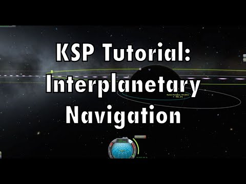 Kerbal Space Program - Tutorial For Beginners - Interplanetary Transfers