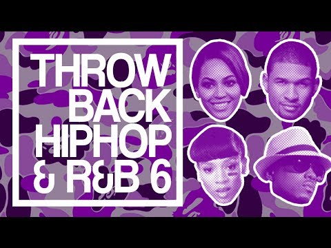 Late 90's Early 2000's R&B Mix   Throwback Hip Hop & R&B