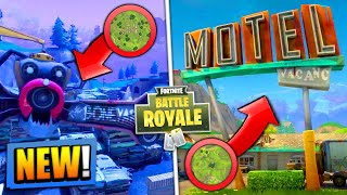 *NEW* TOWNS FOUND in Fortnite: Battle Royale! (+ FIRST LOOK)