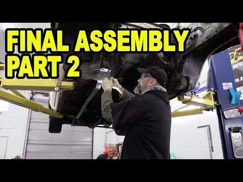 #FairmontProject Final Assembly (Part 2)