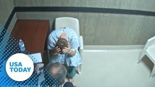 Full interview: Nikolas Cruz breaks down during video confession of Parkland shooting