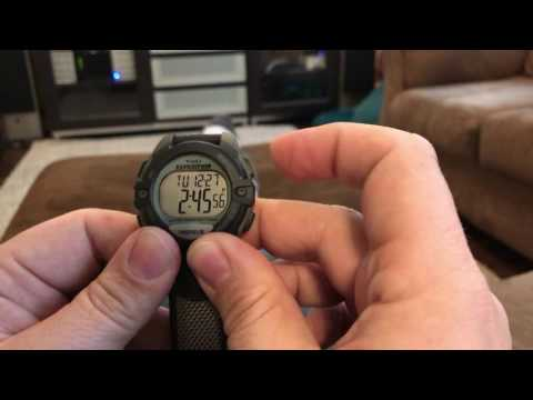 Timex T40941 Men's Expedition Watch Basic Overview