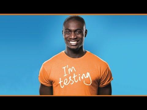 Get Tested - National HIV Testing Week 2015