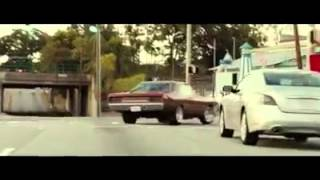 Furious 7 Cemetery Chase Scene(Extended)