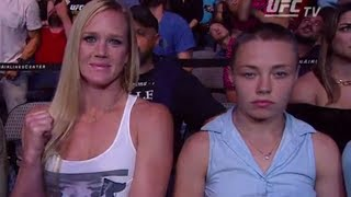 Most Awkward Crowd Cam Moments in UFC - MMA