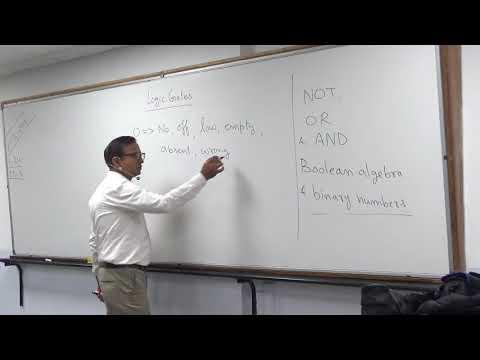 Logic Gates [ Sudradh-1] 2018-19 , xii  physics fundamentals