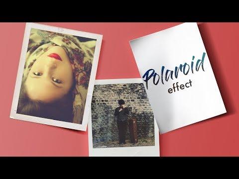 Polaroid Effect on Photoshop