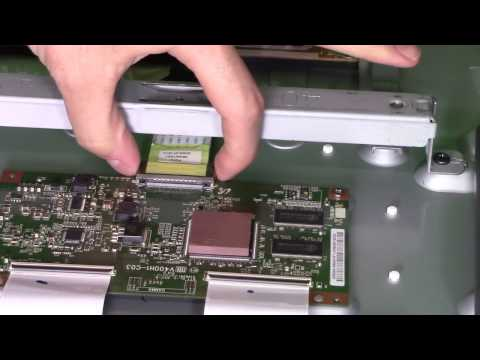 THIS EASY 5 MINUTE TV REPAIR WILL FIX MOST VIDEO PICTURE PROBLEMS!!!