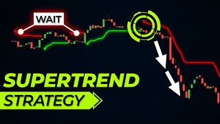 Best Supertrend Indicator Strategy (For Beginners)