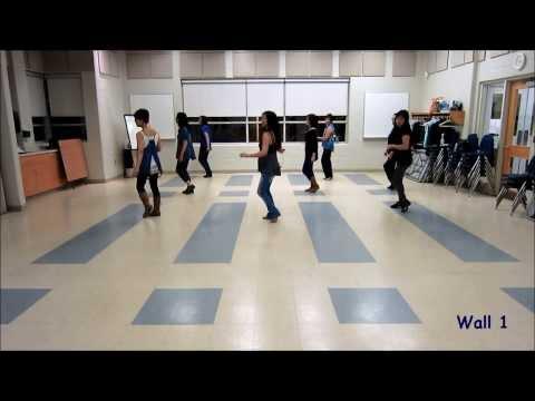 Letting You Go - Line Dance (Dance & Teach)