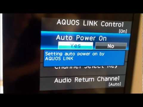 HOW TO SETUP ARC & HDMI CONTROL SETTINGS to TV