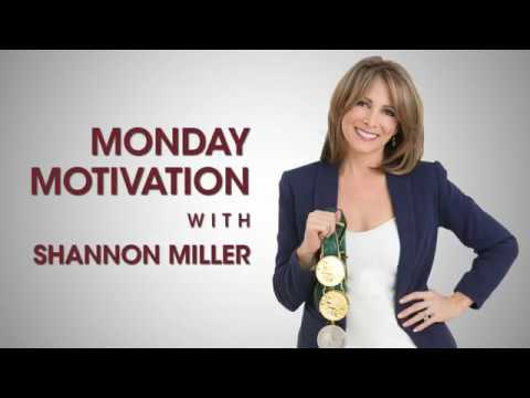 Monday Motivation with Shannon Miller: Accountability