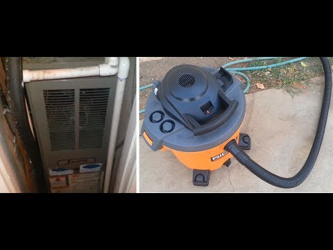 How to Fix a Water Leak in the Air Conditioner in a Few Minutes!