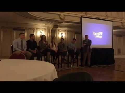 Alumni Panel - Spokane, WA 1/29/2017