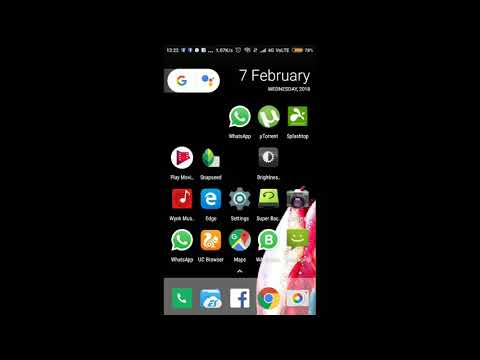 Turning on Call forward - Call divert on Redmi xiaomi