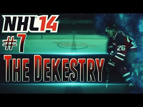 NHL 14 Hockey Ultimate Team : The Dekestry - Road to Gold :S1 Ep.7