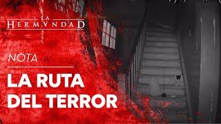 Impactantes registros de casas embrujadas | La Hermandad | 20 de junio