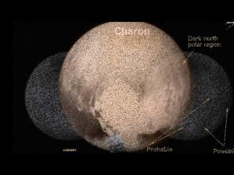 Stunning first hi-def image of Pluto reveals huge 11,000 foot mountains made of ice