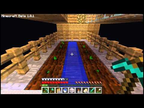 Minecraft Experiment