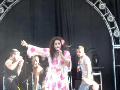 Niki Harris - Rhythm is a Dancer