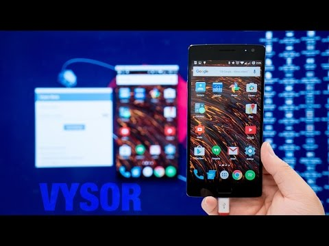 Vysor: Control Android from Chrome! (Beta)